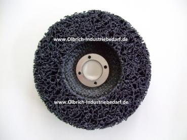 Olbrich-Industriebedarf Vlies-F/ächerscheiben 125 mm Medium Mittel